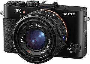 Sony DSC-RX1R II czarny