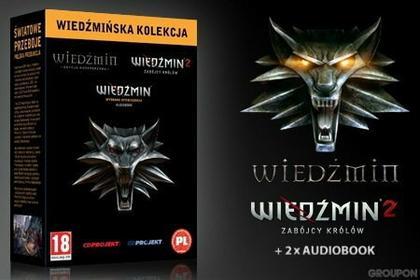Wiedźmińska Kolekcja Wiedźmin 1+2 PC