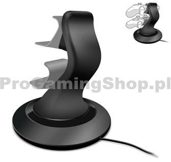 Speed Link Twindock System ładujący for PlayStation 4, Czarny