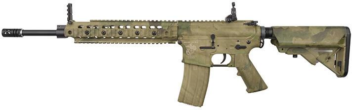 Specna Arms Karabinek szturmowy AEG SA-B03 - A-TACS FG (SPE-01-015821) G