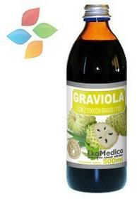 EkaMedica Graviola sok 500 ml