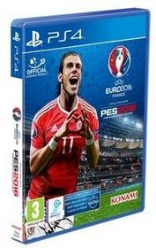 Pro Evolution Soccer 2016 - UEFA Euro 2016 PS4
