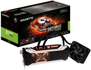 Gigabyte GeForce GTX 1080 Xtreme Gaming VR Ready