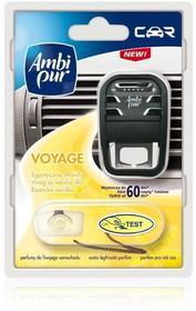 Ambi Pur Car urządzenie + wkład Voyage Vanilla