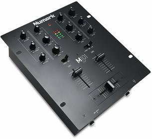 Numark M101 USB BLACK - mikser DJ