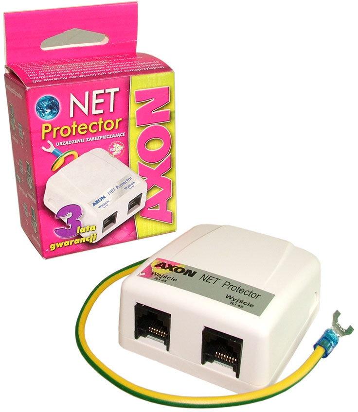 Opinie o HSK DATA AXON NET PROTECTOR - ochrona urządzeń Ethernet
