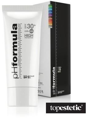 phFormula UV Protect SPF 30+ Krem ochronny z olejkiem z dzikiej róży 50 ml