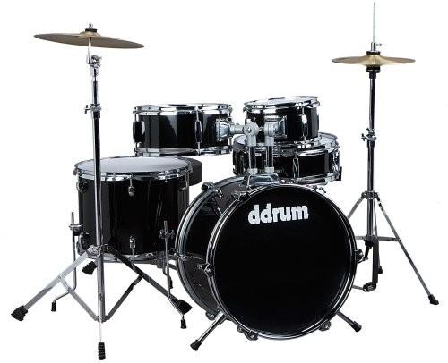 ddrum D1dziecięca lampa perkusja Midnight Black DD-D1-MB