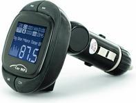 Opinie o 4World Transmiter FM FRESH - USB/SD/MMC/Audio | 1.4 | 12/24V 07544