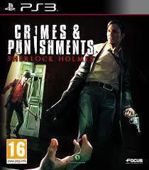 Sherlock Holmes: Crimes and Punishments PS3