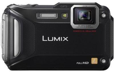 Panasonic DMC-FT5 3D czarny