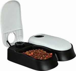 Trixie TX-24372 Automat do karmienia 2 posiłki