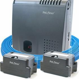 Pastuch bezprzewodowy Petainer F4000 (zestaw dla 2 psów)