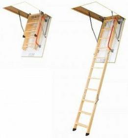 Fakro Schody strychowe LWK Komfort 70x100/280