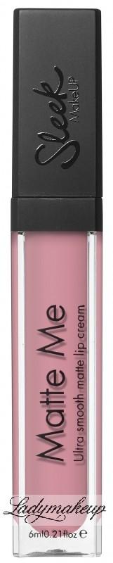 Sleek Matte Me Ultra smooth matte lip cream - Matowa Pomadkado ust - 1039 - V