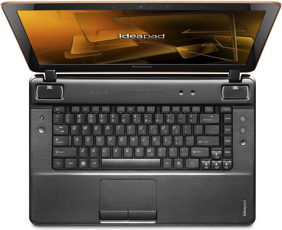 """Lenovo IdeaPad Y560 15,6"""", Core i5 2,4GHz, 4GB RAM, 500GB HDD (59-047517)"""