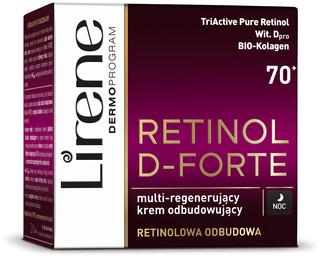 Dr Irena Eris RETINOL KREM NA NOC 70+ zakupy dla domu i biura 10E07308-0101