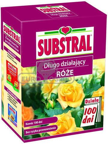 Opinie o Substral Nawóz 100 dni Do Róż i Kwiatów 1kg 5907487100832
