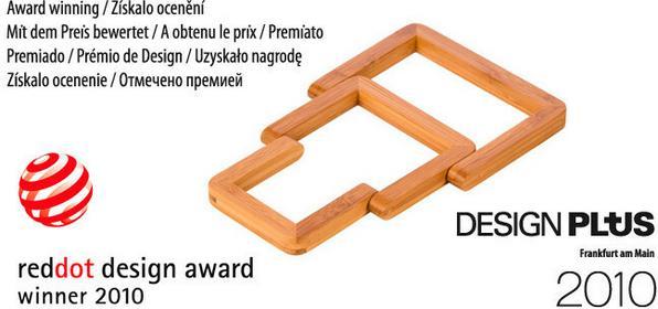 Tescoma Podstawka rozkładana ONLINE drewniana tescoma_900854