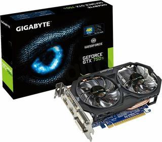 Gigabyte GV-N75TOC-2GI