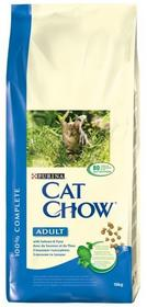 Purina Cat Chow Adult karma dla kota z łososiem i tuńczykiem 15kg