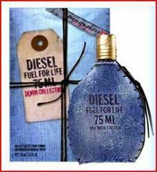 Diesel Fuel for Life Woda toaletowa 50ml