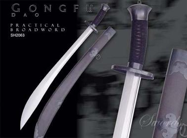 Hanwei The Practical Dao - Kungfu Broadsword