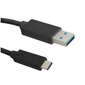 Qoltec Kabel USB 3.1 typ C męski   USB 3.0 A męski   1.8m KKQTKUBU0340 [5384949]