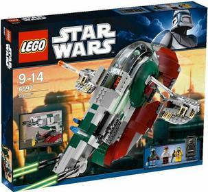 LEGO Star Wars - Statek kosmiczny Slave I 8097