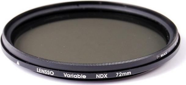 Lensso ND2 - ND400 77 mm