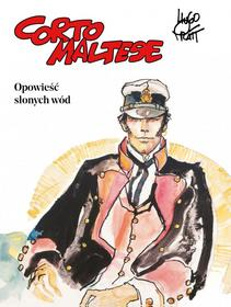 Pratt Hugo Corto Maltese Tom 1 Opowieść słonych wód / wysyłka w 24h od 3,99