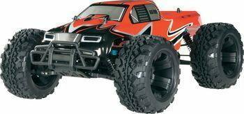 Reely Pojazd Monster Truck Titan 4WD, komplet, skala 1:10