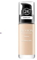 Revlon Colorstay Cera Normalna/Sucha podkład 200 Nude 30ml z pompką)