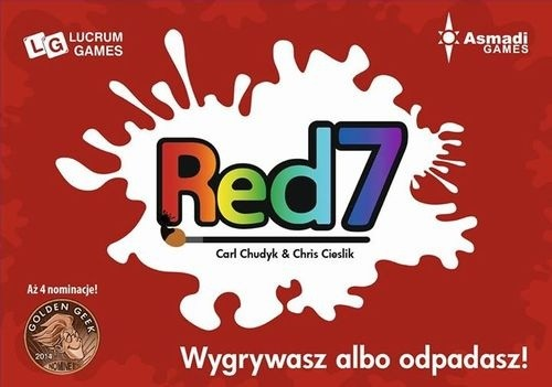 Lucrum Games Red7 (edycja polska)