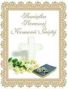 Opinie o OLESIEJUK Pamiątka Pierwszej Komunii świętej