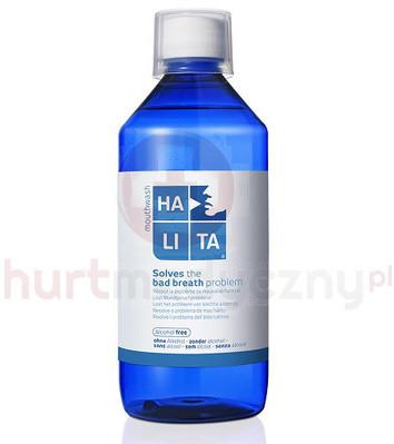 Dentaid vitis Płyn do płukania jamy ustnej Halita - 500 ml