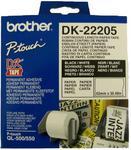 Opinie o Brother Etykiety DK-22205 (DK22205)