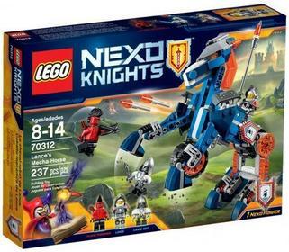 LEGO Mechaniczny Koń Lance'a 70312