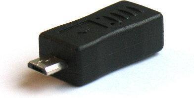 Elmak SAVIO CL-16 Adapter USB Mini - USB Micro B