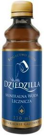 Euro-Code Woda mineralna lecznicza Dziedzilla naturalnie gazowana 330 ml