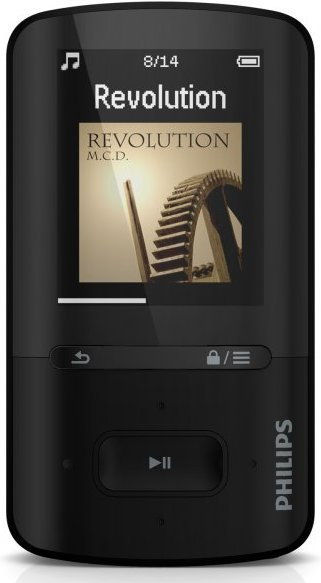 Opinie o Philips SA4VBE04 4GB