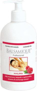 Balsamique Professional Malina Profesjonalna Oliwska do masażu  500ml