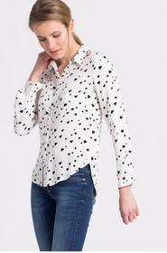 Hailys Koszula Sara AM.0316103No.312AW16 biały