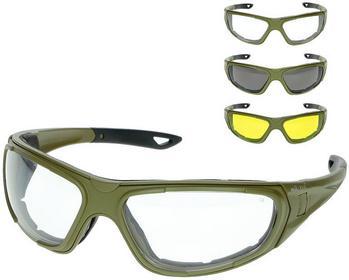 Mil-Tec Okulary Taktyczne 3w1 Oliv
