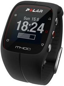 Polar M400 Hr - Zegarek Sportowy Z Gps I Modułem Hr (Czarny)