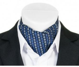 Ascot Muchy, krawaty, fulary Fular jedwabny 13/12