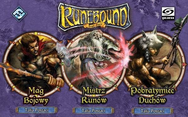 Galakta Runebound - Mistrz Runów
