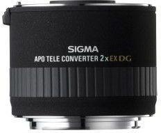 Opinie o Sigma Teleconverter 2.0x EX DG APO