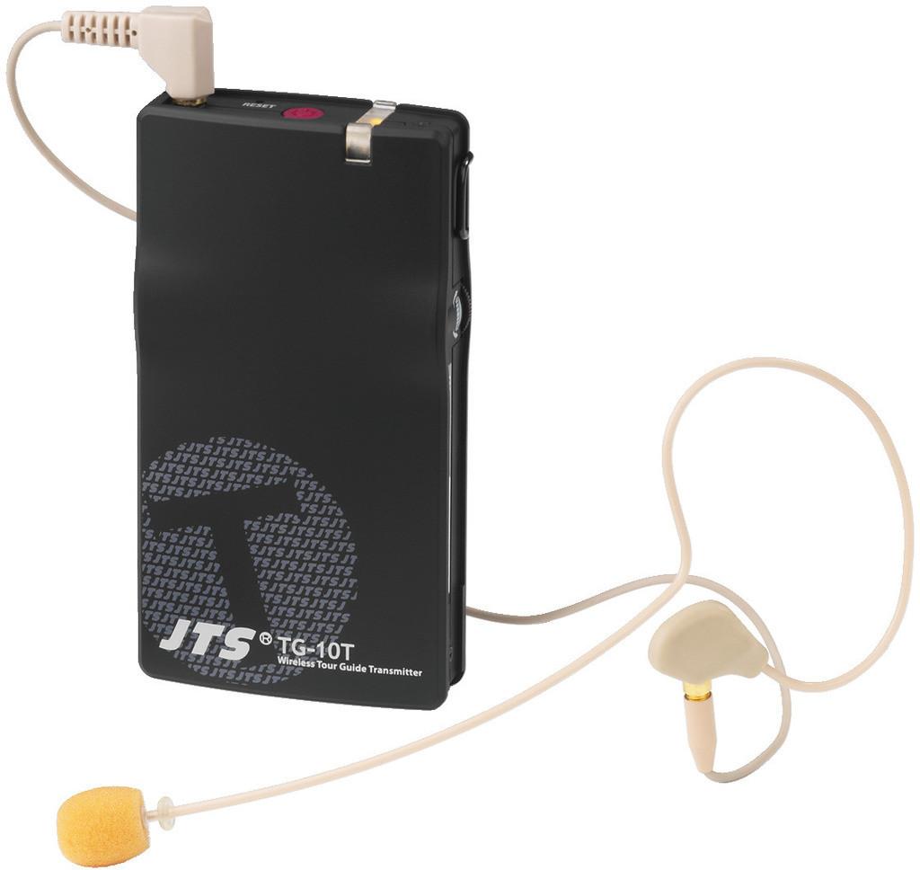 JTS TG-10T/1 - nadajnik systemu tłumaczeń