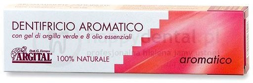 Argital Aromatico Flowers 75ml - w 100% naturalna pasta aromatyczna na bazie 8 e